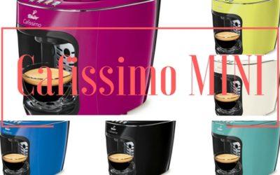Kapslový kávovar Cafissimo MINI