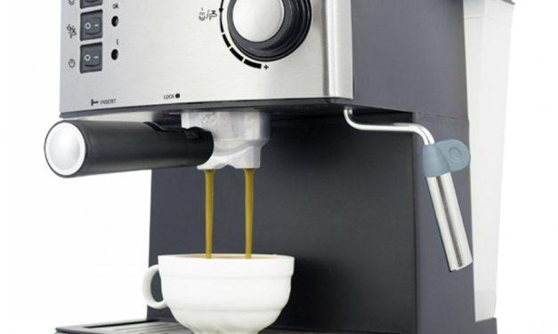 Pákový kávovar Orava ES-150