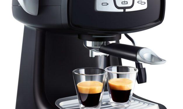 Pákový kávovar Sencor SES 2010 BK Espresso