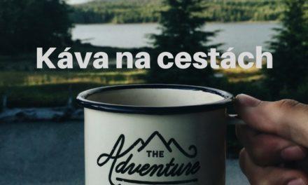 Jak na cestách připravit skvělou kávu