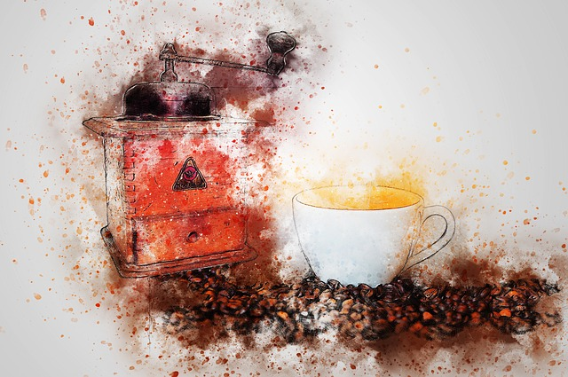 Historie kávy