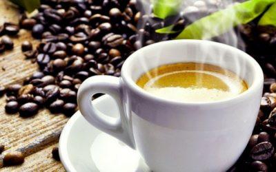 Cesta kávy