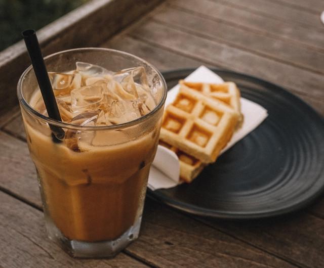 Recept: Ledová káva s mlékem