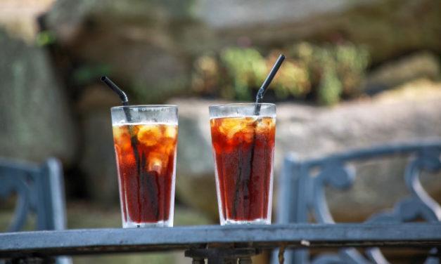 Recept: černá ledová káva